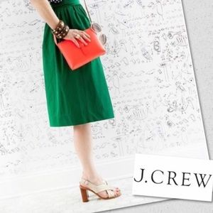 J. Crew Metallic 'Marcie' Sandals